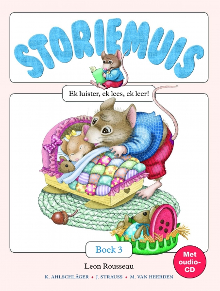 STORIEMUIS BOEK 3