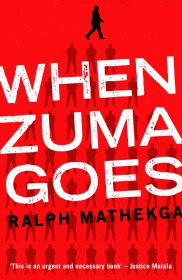 WHEN ZUMA GOES