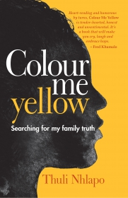 COLOUR ME YELLOW