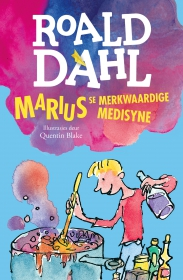 MARIUS SE MERKWAARDIGE MEDISYNE (2016)