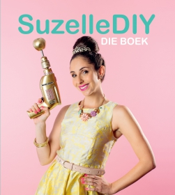 SUZELLE DIY S/B: DIE BOEK