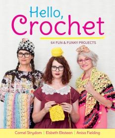 HELLO, CROCHET