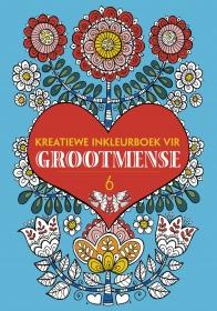 KREATIEWE INKLEURBOEK VIR GROOTMENSE 6