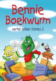 BENNIE BOEKWURM VERTEL LEKKER STORIES 2