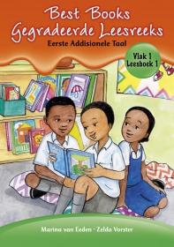 BEST BOOKS GEGRADEERDE LEESREEKS GR 1 EAT VLAK 01 BOEK 01