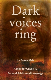 SCHOOL EDITION: DARK VOICES RING - ONE ACT PLAY (GR12 SAL)