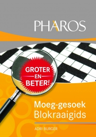 GROTER EN BETER MOEG-GESOEK BLOKRAAIGIDS, DIE
