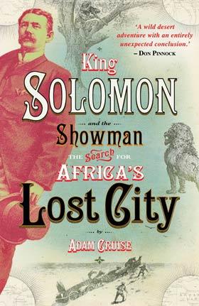 KING SOLOMON & THE SHOWMAN