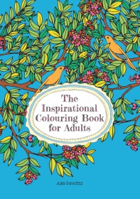 INSPIRATIONAL COLOURING BOOK FOR ADULTS