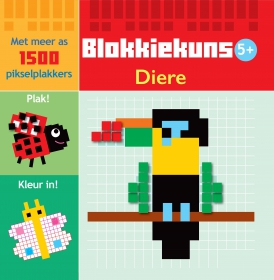 BLOKKIEKUNS: DIERE