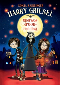 HARRY GRIESEL 1: OPERASIE SPOOK-REDDING