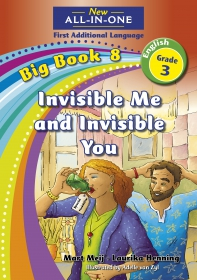 NEW ALL-IN-ONE GR 3 FAL B/BOOK 08: INVISIBLE ME & INVISIBLE